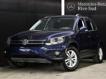 2016 Volkswagen Tiguan COMFORTLINE 2.0 TSI