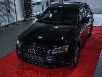 Audi SQ5 2016 3.0T Technik ENSEMBLE OPTIQUE NOIR, NAVIGATION
