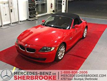 BMW Z4 2008 3.0i