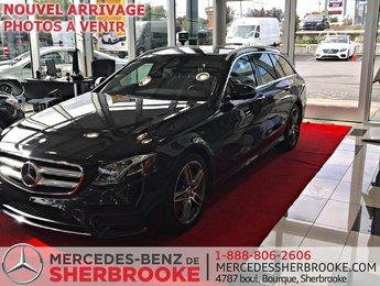Mercedes-Benz E-Class 2017 E 400WAGON UNE RARETÉ SUR LE MARCHÉ, FAUT VOIR!!!