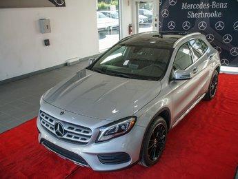 Mercedes-Benz GLA 2018 GLA 250 TOIT PANO, ENSEMBLE SPORT, SIRIUS XM