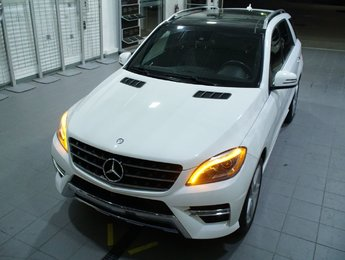 Mercedes-Benz M-Class 2015 ML 350 BlueTEC PNEU NEUF, ENSEMBLE SPORT