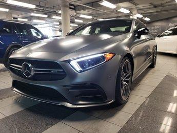 2019 Mercedes-Benz CLS AMG CLS 53