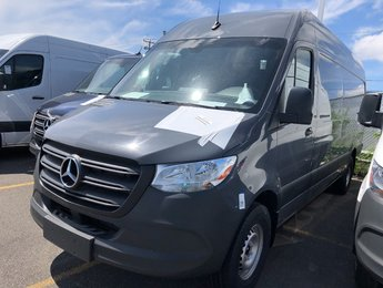 2019 Mercedes-Benz Sprinter Van High Roof V6