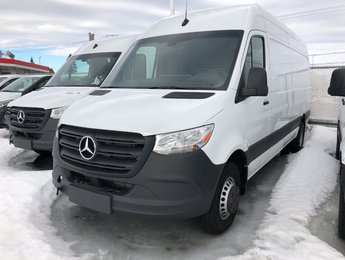 2019 Mercedes-Benz Sprinter Cargo Van High Roof V6