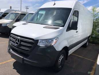 2019 Mercedes-Benz Sprinter Cargo Van High Roof V6