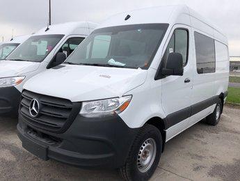 2019 Mercedes-Benz Sprinter Crew Van 144