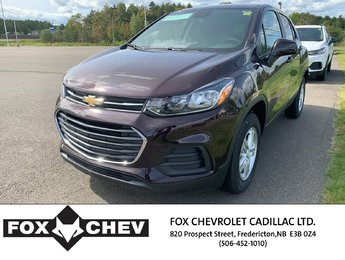 Fox Chevrolet Ltd Used Vehicles In Fredericton