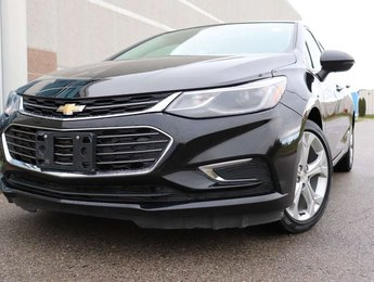 2017 Chevrolet Cruze Payments from $105.39(+tax) Bi-weekly   Premier