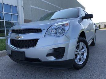 2015 Chevrolet Equinox Financing From $119(+tax) Bi-weekly   One Owner