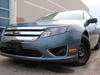 2012 Ford Fusion SEL   Claim Free CarFax   Winter Tires   Heated Se