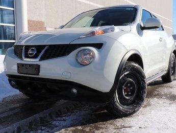 2011 Nissan Juke SV   All Wheel Drive   Winter Tires   Sunroof   St
