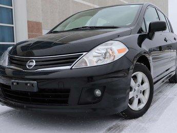 2012 Nissan Versa SL   Bluetooth   Steering Wheel Mounted Controls