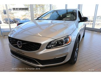2018 Volvo V60 Cross Country T5 Premier