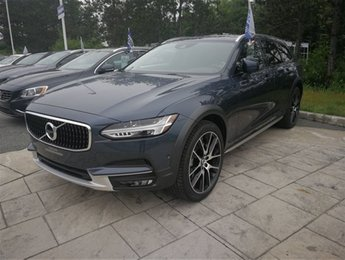 Volvo V90 Cross Country T6 2018