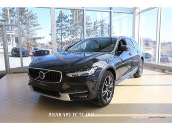 Volvo V90 Cross Country T5 2018
