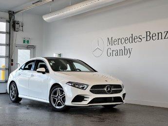 2019 Mercedes-Benz A-Class A 220, 4MATIC, SPORT PACKAGE, GPS