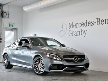 2018 Mercedes-Benz C-Class AMG C 63 S, Bancs sport, Head up display