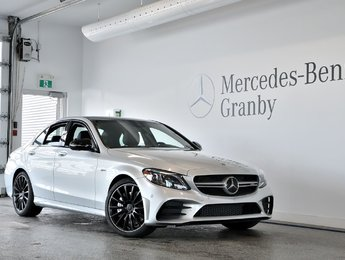 2019 Mercedes-Benz C-Class AMG C 43, Cluster Digital, Exhaust AMG, MAGS NOIR