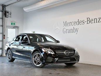2019 Mercedes-Benz C-Class C 300, SPORT PACKAGE