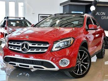2019 Mercedes-Benz GLA GLA 250, GPS, MP1 ET MP2