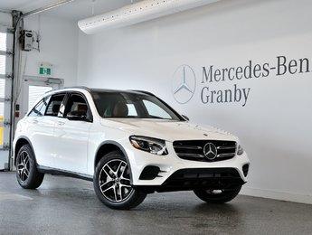 2019 Mercedes-Benz GLC GLC 300,MPI, NIGHT PACKAGE, IDP, CUIR