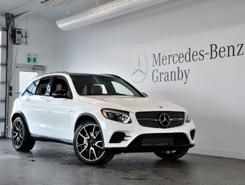 2019 Mercedes-Benz GLC AMG GLC 43, EXHAUST AMG, MAG 21 POUCES, CUIR BRUN