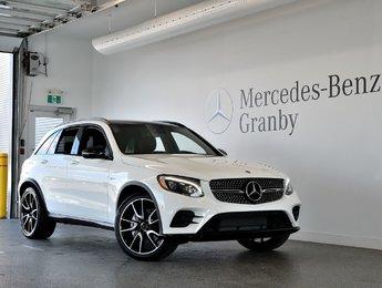 2019 Mercedes-Benz GLC AMG GLC 43, MAG 21 POUCES, EXHAUST AMG