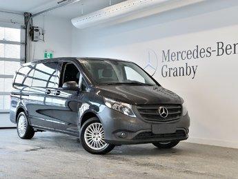 2018 Mercedes-Benz Metris Passenger Van Porte electrique, park assist