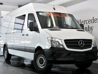 2017 Mercedes-Benz Sprinter cargo vans 170