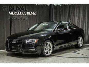 2013 Audi A5 2.0T Premium Plus QUATTRO AWD