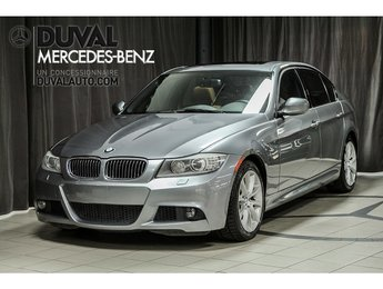 2011 BMW 335i XDrive M PACKAGE MANUELLE 6 VITESSES