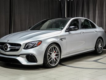 2018 Mercedes-Benz AMG E 63 S 4MATIC