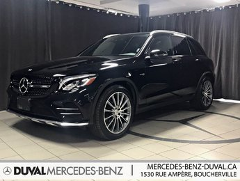 2018 Mercedes-Benz AMG GLC 43 4MATIC V6 BITURBO