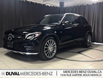 2018 Mercedes-Benz AMG GLC 43 4MATIC