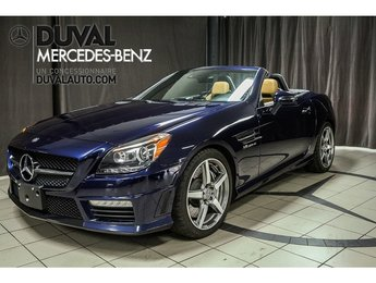 2016 Mercedes-Benz AMG SLK 55 V8 415HP