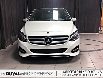 2018 Mercedes-Benz B-Class Sports Tourer 4MATIC