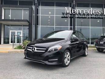 2018 Mercedes-Benz B250 4MATIC RABAIS DEMO 6750$ TOIT PANO