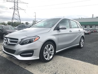 2018 Mercedes-Benz B250 4matic RABAIS DEMO  TOIT PANO