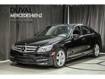 2011 Mercedes-Benz C-Class C300 4MATIC Très propre - Bas kilométrage!
