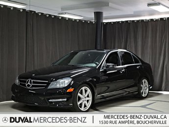 2014 Mercedes-Benz C-Class C350 4MATIC