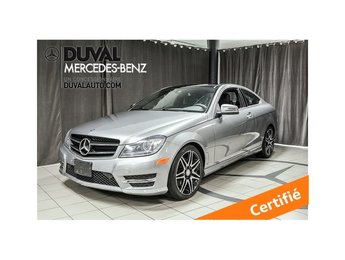 2015 Mercedes-Benz C-Class C350 4MATIC BAS KM 37551 KM