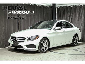 2015 Mercedes-Benz C-Class C300 4MATIC GPS BLUETOOTH CAMERA