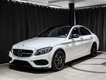 2018 Mercedes-Benz C43 AMG 4MATIC