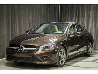 2015 Mercedes-Benz CLA-Class CLA250 4MATIC PREMIUM & PREMIUM PLUS