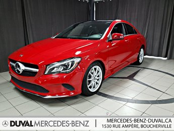 2018 Mercedes-Benz CLA-Class 4MATIC