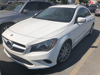 2018 Mercedes-Benz CLA250 4matic Coupe *3000$ RABAIS DEMO *