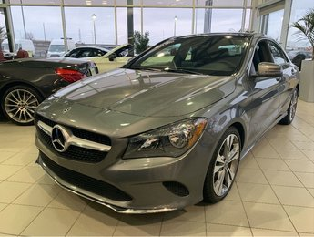 2018 Mercedes-Benz CLA250 4matic RABAIS DEMO 4800$