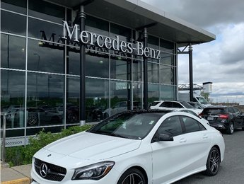 2018 Mercedes-Benz CLA250 4matic LIQUIDATION 2018 RABAIS 5500$
