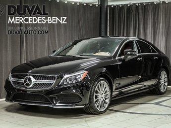 2016 Mercedes-Benz CLS-Class 550 AWD * 23600 KM * NAVIGATION